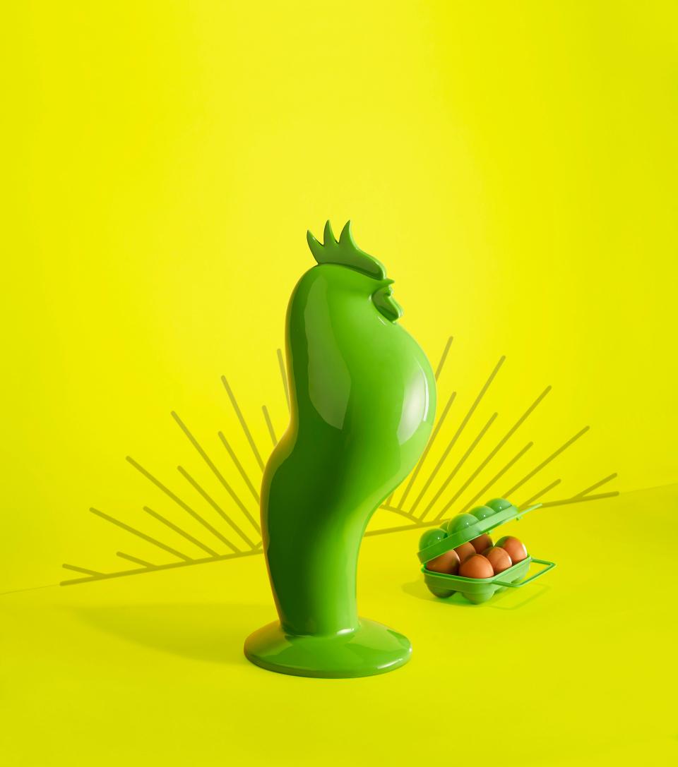 Paisible et végétal